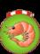 Ecuyère des Crevettes
