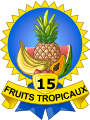 Fruits Tropicaux15 fruits