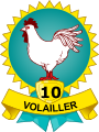 Volailler - 10 volailles