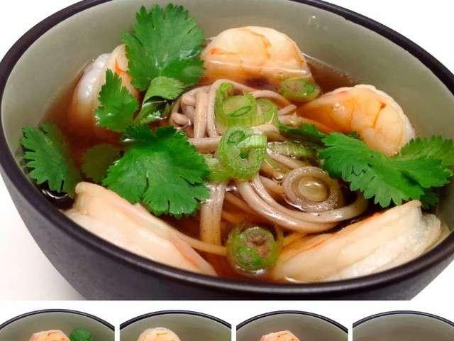 Recettes de soupe japonaise - Recette soupe japonaise ...