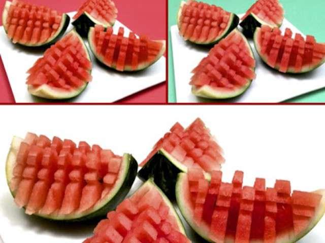 les meilleures recettes de past que et melon d 39 eau. Black Bedroom Furniture Sets. Home Design Ideas