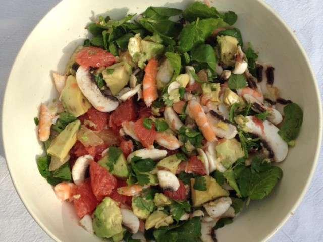salade poisson recettes de poisson et salades