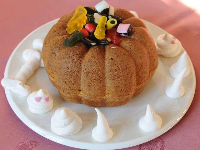 Recettes de halloween de 13 desserts chacun - Recette dessert halloween ...