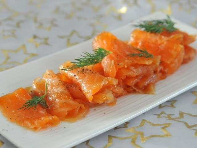 Recettes de saumon de 13 desserts chacun - 13 desserts de noel recettes ...
