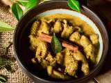 Sri Lanka : Baabath Curry (Curry de Tripes)