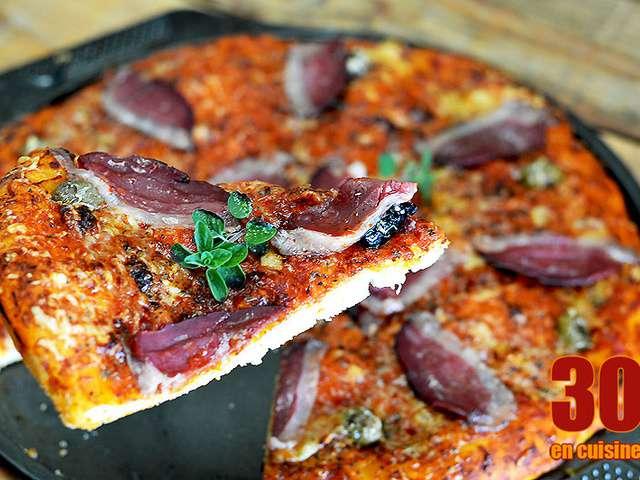Recettes De Magret Et Pizza