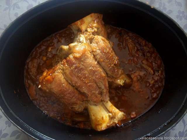 Les meilleures recettes de jarret de veau - Cuisiner jarret de veau ...
