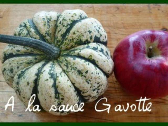 courge patidou cuisson