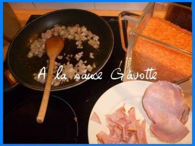 Recettes de lentilles et coquilles saint jacques - Cuisine et sante saint gaudens ...