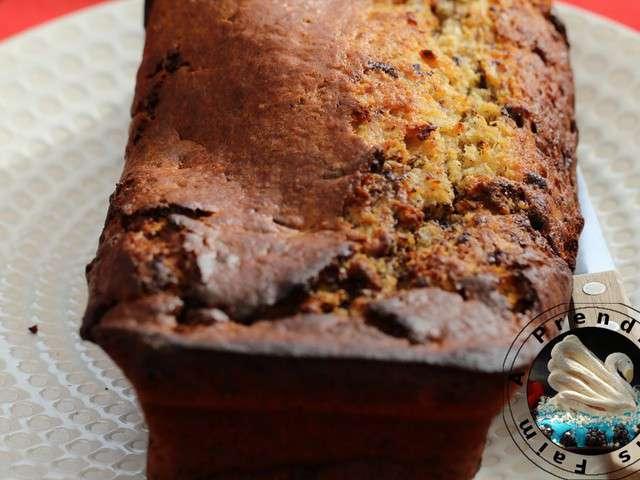 Recette Cake Banane Noisettes Sans Gluten