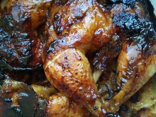 Recettes de poulet au four et cuisine au four 3 - Cuisine poulet au four ...