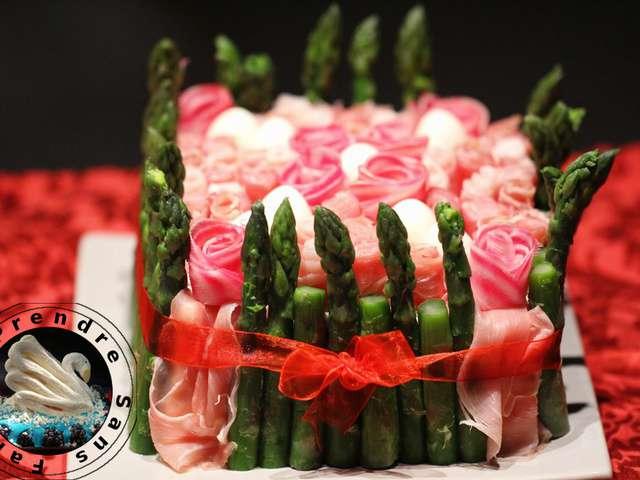 Recette Cake Jambon Cru