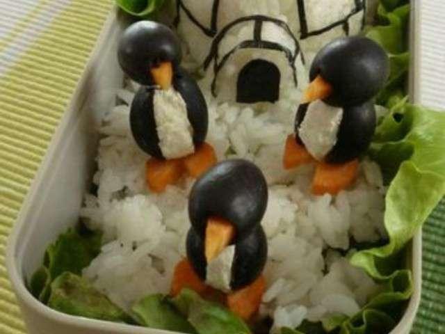 recettes de pingouin de a vos tabliers pr ts cuisinez. Black Bedroom Furniture Sets. Home Design Ideas