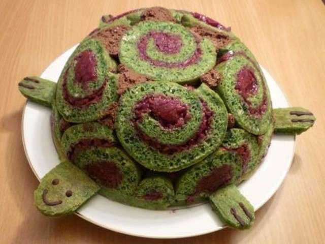 Recettes de tortue 12 for Tabliers de cuisine originaux la rochelle