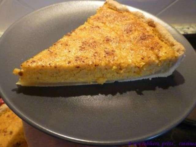 Recettes de tarte sucr e et butternut - La cuisine de a a z ...
