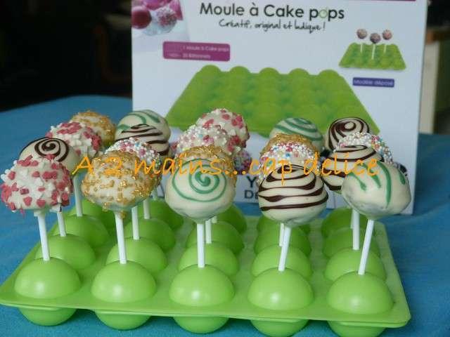 Pop Cake Sale Recette Avec Moule