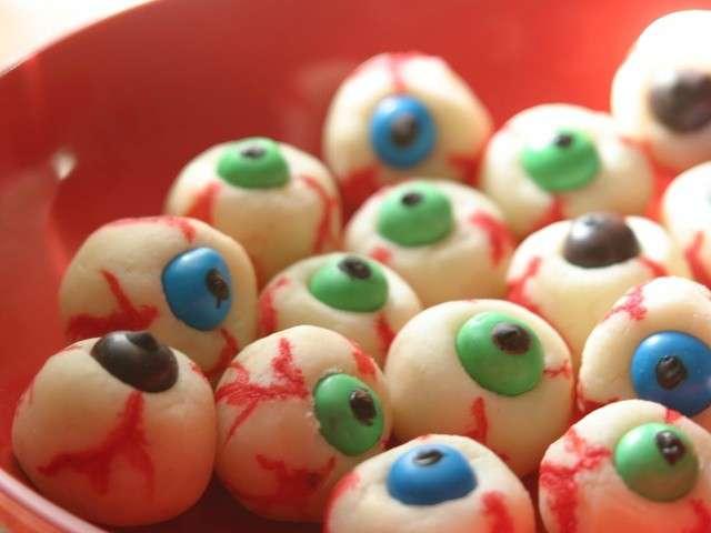 Recettes de bonbons et meringues - Idees pour halloween ...