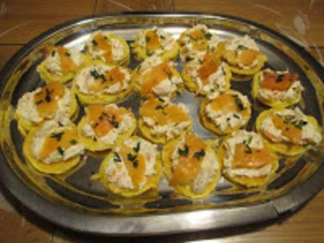 Recettes de blinis et mascarpone - Comment cuisiner la mascarpone ...