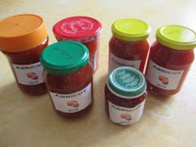 Recettes de confiture d 39 abricots de allo maman comment on for Maman cuisine x