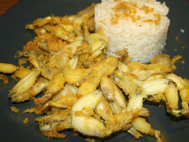 Recettes de cuisses de grenouilles et curry - Comment cuisiner des cuisses de grenouilles surgelees ...