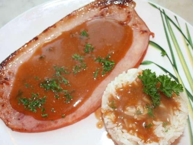 Les meilleures recettes de jambon et sauces - Que faire sur une plancha ...