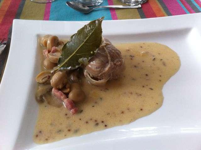 Recettes de paupiettes et cuisine au four - Cuisine paupiette de veau ...