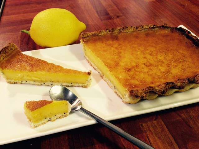 recettes de tarte au citron 15