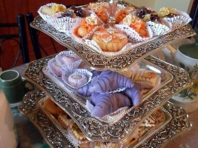 Recettes de g teaux alg riens de amour de cuisine chez soulef 34 - Amour de cuisine gateau sec ...