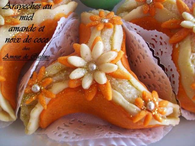 Recettes de baklawa et noix de coco for Amour de cuisine basboussa