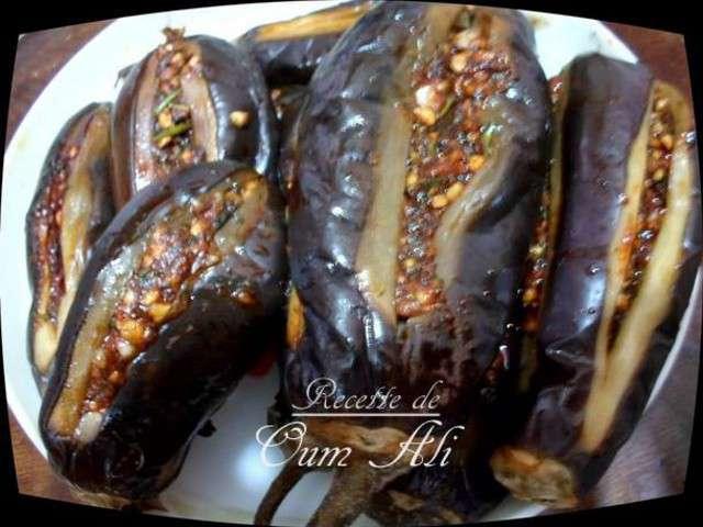 Recettes de huile d 39 olive et aubergines 2 for Amour de cuisine ramadan 2015