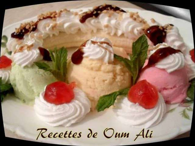 Banana for Amour de cuisine ramadan 2015
