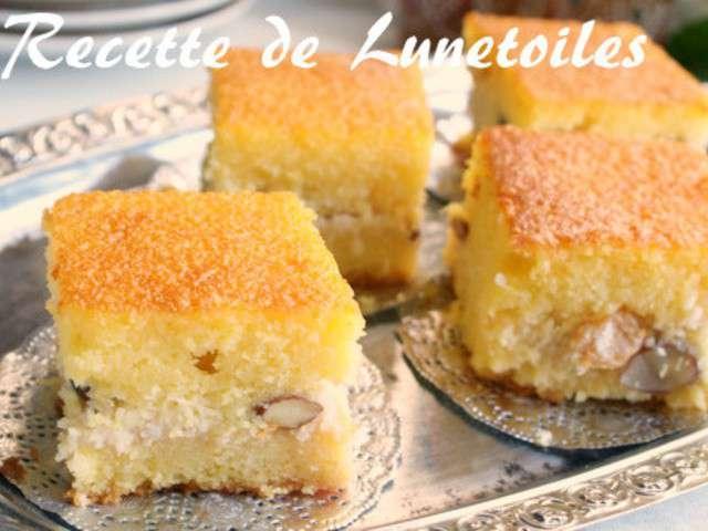 Recettes de noix de coco et ramadan for Amour de cuisine basboussa