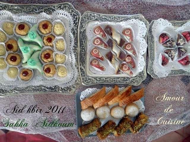 Les Meilleures Recettes de Gâteaux Algériens et Fêtes