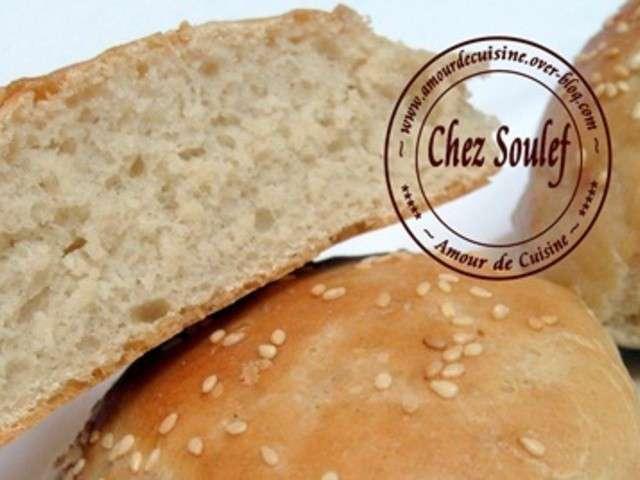 Recettes de buns de amour de cuisine chez soulef - Amour cuisine chez sihem ...