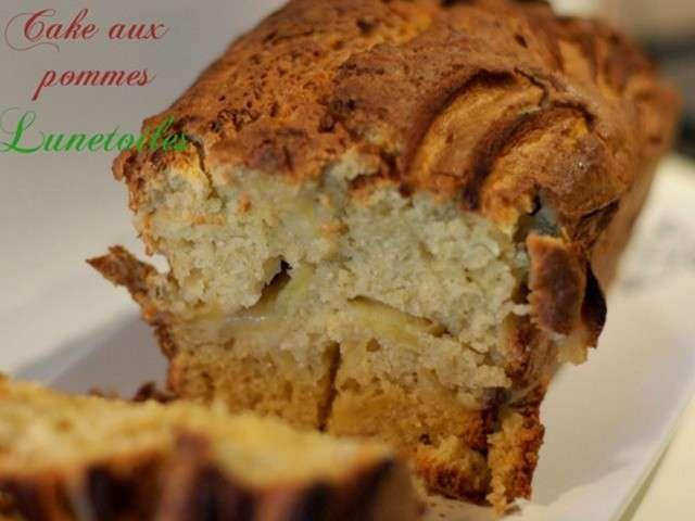 Recettes de cake aux pommes de amour de cuisine chez soulef - Amour cuisine chez sihem ...