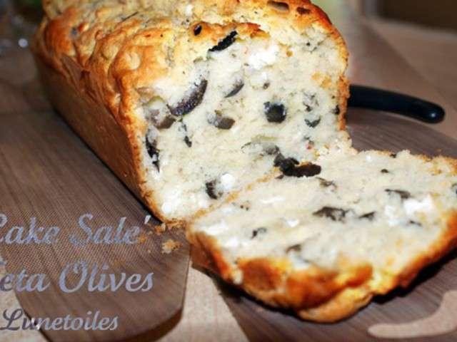 Recettes de cake sal et ap ro dinatoire - Recette cake sale vegetarien ...