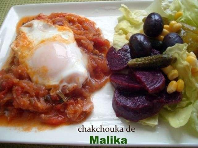Les meilleures recettes de chakchouka for Amoure de cuisine chez ratiba