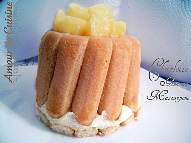Les meilleures recettes d 39 ananas de amour de cuisine chez soulef - Recette amour de cuisine ...
