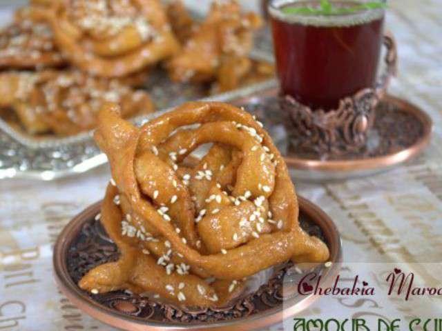 Recettes de f tes et maroc - Un amour de cuisine chez soulef ...