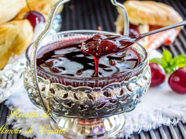 Recettes de g teaux alg riens de amour de cuisine chez soulef 5 - Recette amour de cuisine ...