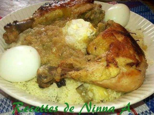 Recettes de plats et couscous 4 for Amoure de cuisine chez ratiba
