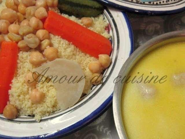 Recettes de navets de amour de cuisine chez soulef for Amour de cuisine