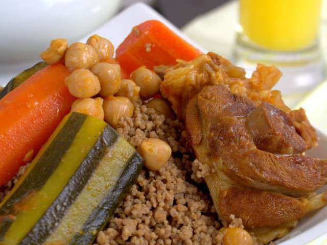 Recettes de couscous et cuisine sans gluten - Un amour de cuisine chez soulef ...