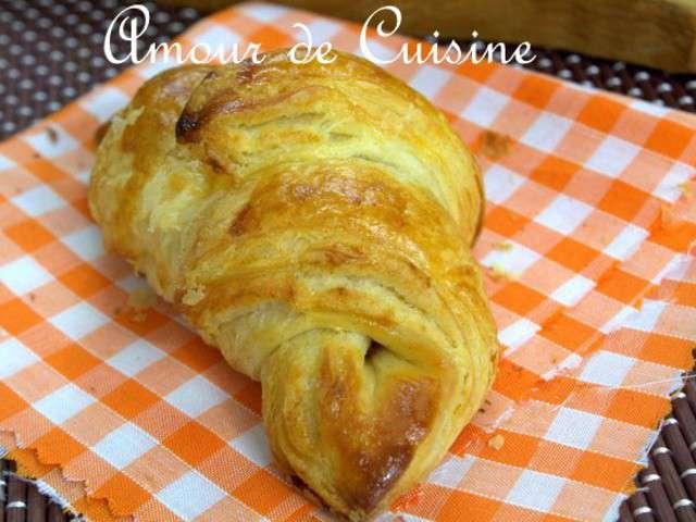 Recettes de croissants de amour de cuisine chez soulef - Amour cuisine chez sihem ...