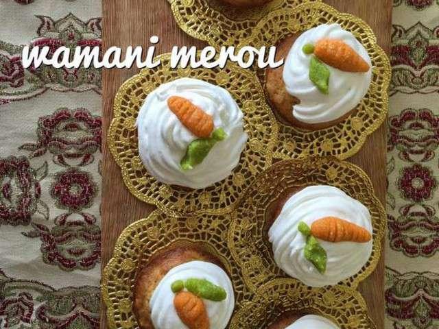Cupcakes aux for Amour cuisine chez soulef