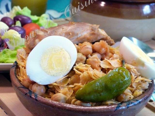 recettes de tunisie et viande 2