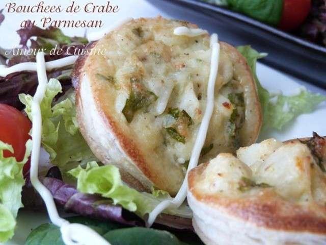 Les meilleures recettes d 39 amuse bouche et crabe for Amour de cuisine chez lila