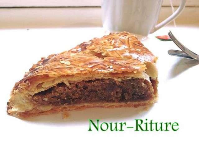 Recettes de galette des rois de amour de cuisine chez soulef for Amour de cuisine