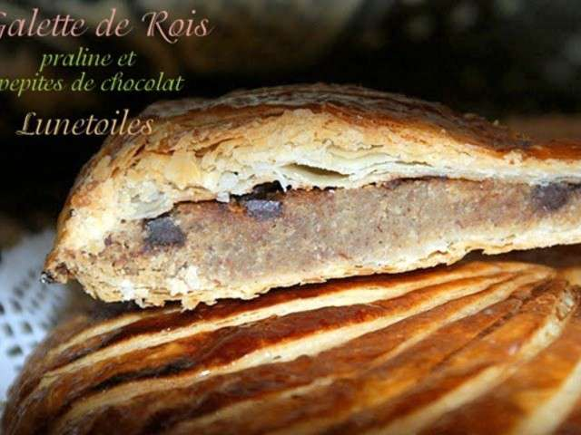 Recettes de galette et chocolat 25 for Amour de cuisine chez ratiba
