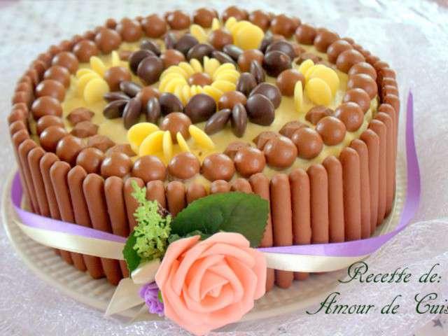 Recettes de g teau d 39 anniversaire et cuisine facile - Gateau au chocolat anniversaire facile ...